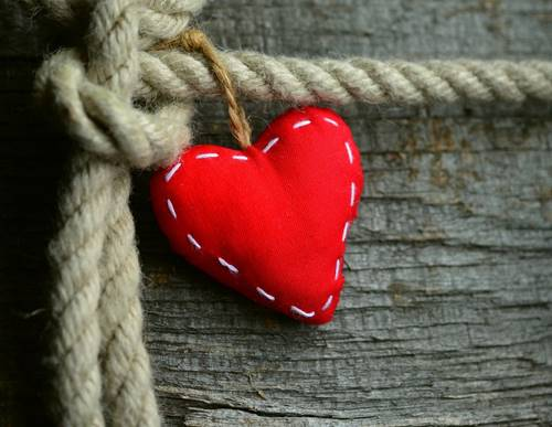 cuento sobre el corazón roto