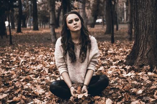 Detrás de la persona fuerte está ella misma intentando no rendirse